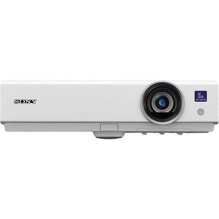 Sony VPL DX Lumens XGA Mobile Projector Contrast RatioOptical Zoom Throw Ratio 16 - 390
