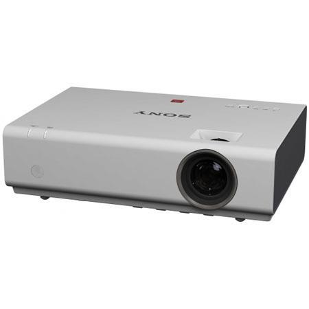 Sony VPL EW Lumens LCD Portable Projector Contrast Ratio WXGAResolutionOptical Zoom W Speaker 112 - 236