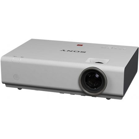 Sony VPL EW Lumens WXGA Portable Projector Contrast RatioOptical Zoom W Speaker 127 - 132