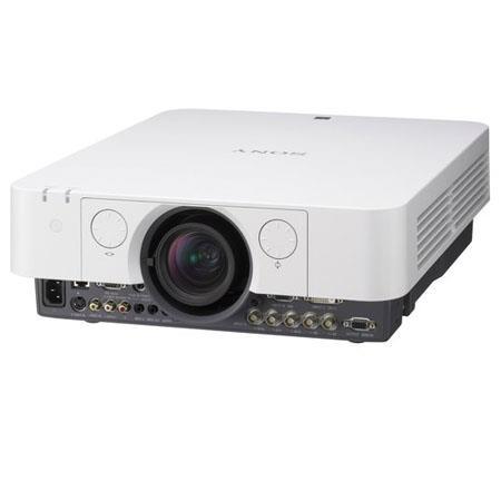 Sony VPLFX XGA Lumens Installation ProjectorResolution Contrast Ratio Aspect Ratio 273 - 22