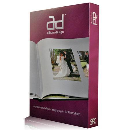 SPC International Album Design Macintosh Software Adobe Photoshop 181 - 10