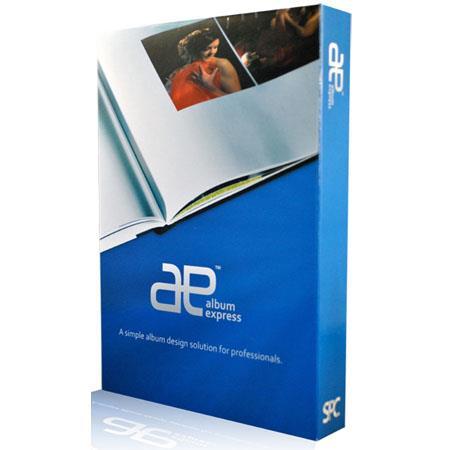 SPC International Album Express Macintosh Stand Alone Software 172 - 320