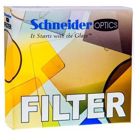 Schneider OpticsNeutral Density ND Hard Edge Graduated Color Professional Glass Filter 88 - 525