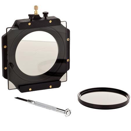Schneider Optics True Match Vari ND Filter Kit Circular PolarizerTrue Match Linear Polarizer Filter  264 - 744