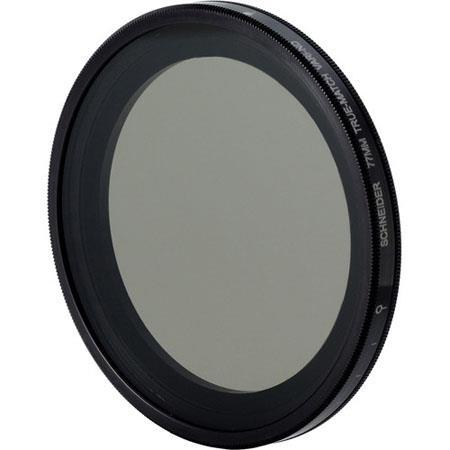 Schneider Optics True Match Vari ND Thread In Filter DSLR Cameras 86 - 650