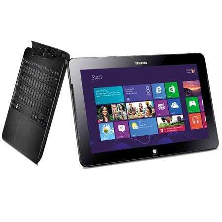 Samsung ATIV Tab LED HD Tablet Keyboard Intel Core i U GHz GB RAM GB SATA SSD Windows  87 - 401