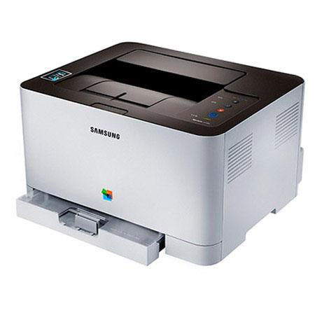 Samsung Xpress CW Color Laser Printer ppmppm Color Speed Enhanced Resolution ofdpi Input Capacity of 237 - 113
