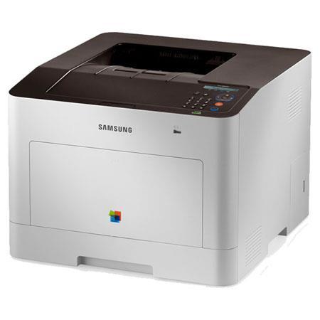 Samsung CLP ND Color Laser Printer ppmColor Speeddpi USB Gigabit EthernetDirect USB Sheets Capacity 152 - 47