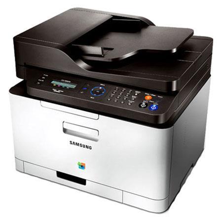 Samsung CLX FW Wireless Color Multi Function Laser Printer ppm Monoppm Color Speeddpi USB Base TxWir 61 - 474