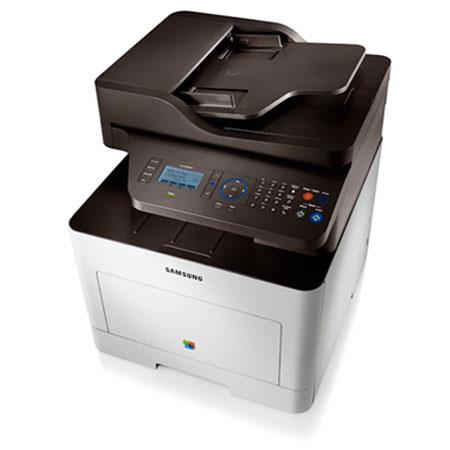 Samsung CLX FD Color Multifunction PrintCopyScanFappmColor Speeddpi USB Gigabit EthernetDirect USB S 86 - 684