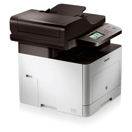 Samsung CLX FW Color Multifunction PrintCopyScanFappmColor Speeddpi USB Gigabit Ethernetbgn Wireless 60 - 489