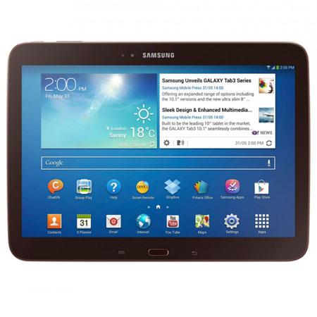Samsung Galaxy Tab Tablet Computer Dual Core GHz GB RAM GB Flash Memory Android Jelly Bean Gold 95 - 715