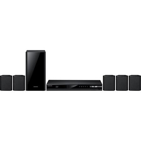 Samsung HT F Channel Blu ray Home Theater System 90 - 617