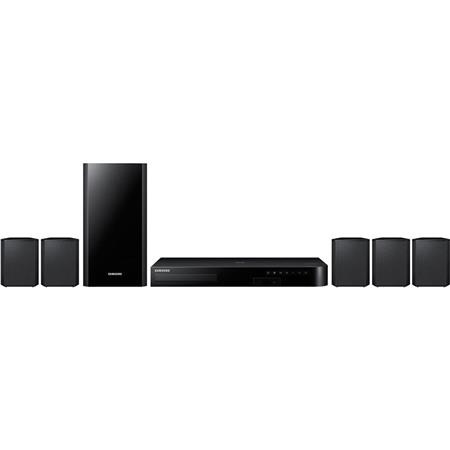 Samsung HT H Channel Smart D Blu ray Home Theater System W Total Power OutputHDMI OutputUSB Input Cr 45 - 121