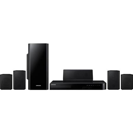 Samsung HT HW Channel Blu Ray Smart Home Theater System W Total Power Crystal Amplifier Plus HDMIUSB 296 - 91