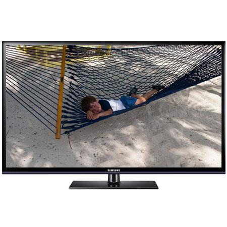 Samsung Class Slim Plasma PDP Full HDTV p Resolution Hz Subfield Motion HDMI USB 95 - 593