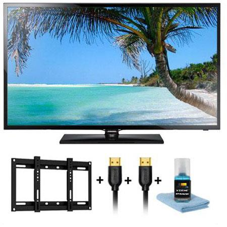 Samsung UNF p Hz LED TV Bundle Xtreme Cables HDTV Slim Mounting Kit 182 - 109