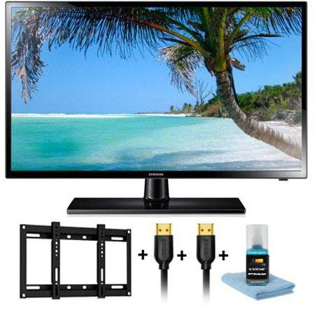 Samsung UNF p LED LCD HDTVResolution Hz Bundle Xtreme Cables HDTV Slim Mounting Kit 271 - 377
