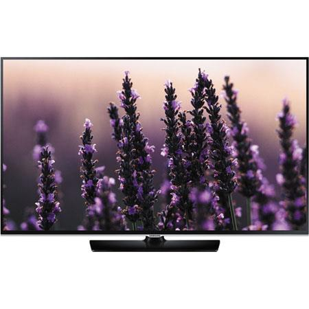 Samsung UNH Class Full p HD LED TV Hz Refresh Rate Quad Core Processor Built In Wi FiHDMIUSB Dual Sc 141 - 323
