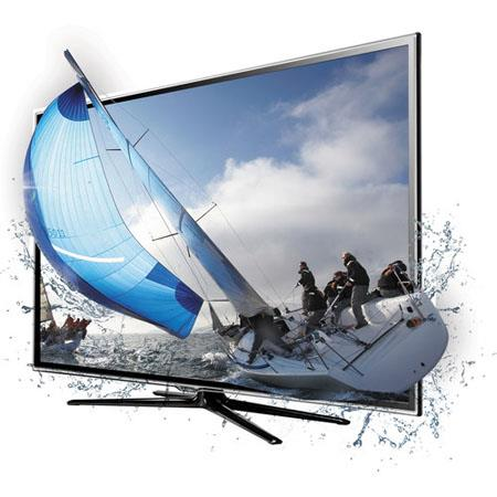 Samsung LED Flat Panel D HDTV p Resolution Aspect Ratio Built WiFi Clear Motion Rate  85 - 612