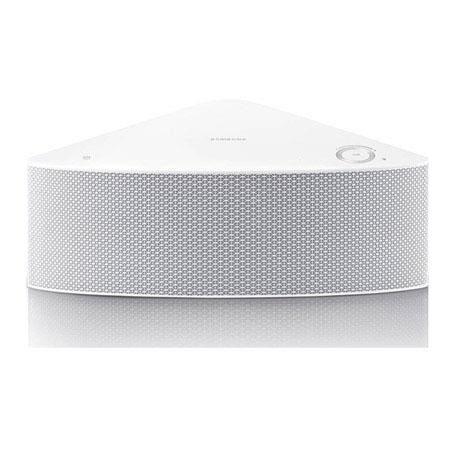 Samsung Shape M Channel Wireless Audio Speaker Woofer Tweeters Mid Range Drivers Built Wi Fi Single 95 - 411