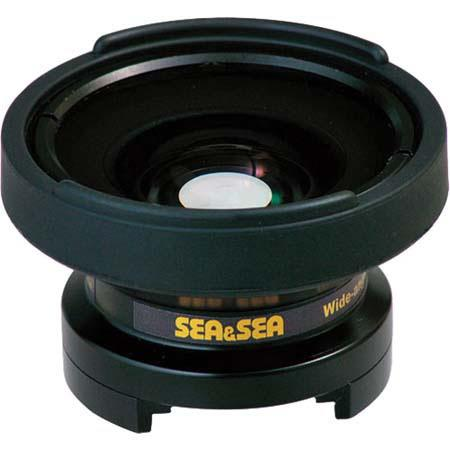 Sea SeaWide Angle Conversion Lens DX HD DX G DX G Cameras 122 - 161