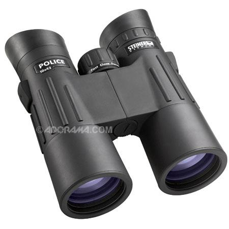SteinerPolice Series Water Proof Roof Prism Binocular Degree Angle of View Rubber Armor 86 - 345