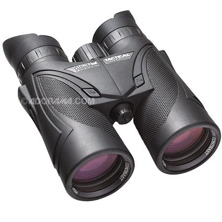 SteinerMilitary Tactical Water Proof Roof Prism Binocular Degree Angle of View 67 - 571