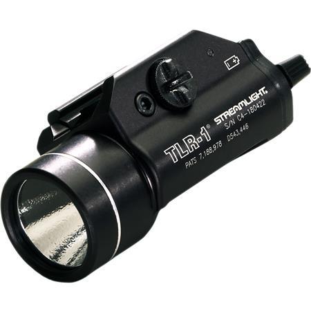 Streamlight TLR C LED Rail Mounted Weapon Flashlight 105 - 491