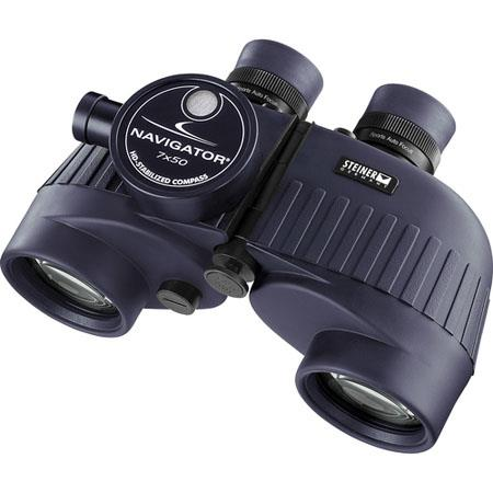 SteinerNavigator C Water Proof Porro Prism Binocular Angle of View Compass 3 - 43