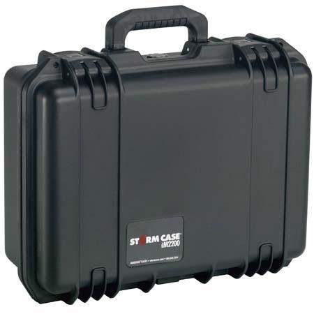 Pelican Storm iM Case Watertight Padlockable Case Padded Divider Interior  106 - 441