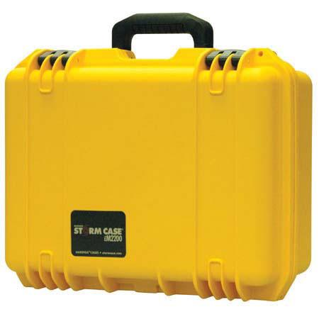 Pelican Storm iM Case Watertight Padlockable Case Padded Divider Interior  105 - 530