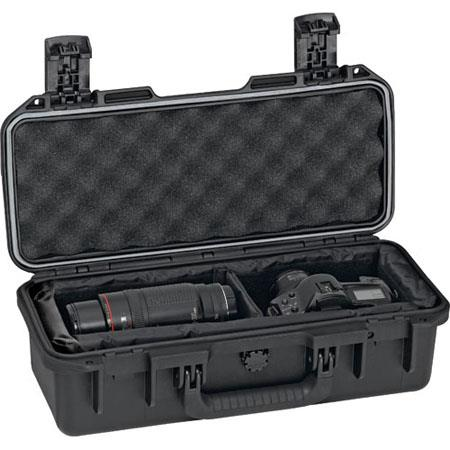 Pelican Storm iM Case Watertight Padlockable Case Padded Divider Interior  81 - 135