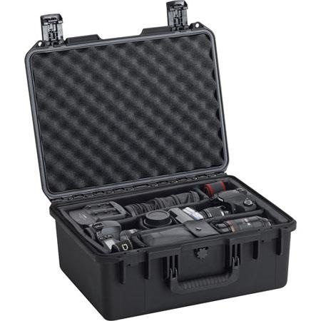 Pelican Storm iM Case Watertight Padlockable Case Padded Divider Interior  118 - 658