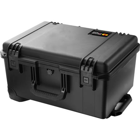 Pelican Storm iM Case Wheels Watertight Padlockable Case No Foam or Divider Interior  109 - 186