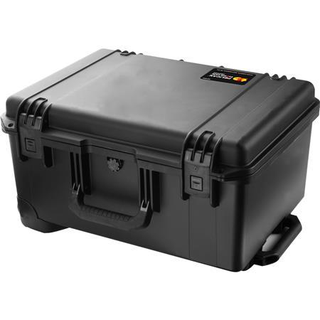 Pelican Storm iM Case Wheels Watertight Padlockable Case No Foam or Divider Interior  192 - 343