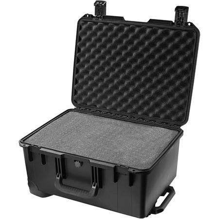 Pelican Storm iM Case Wheels Watertight Padlockable Case Multilayer Cubed Foam Interior  72 - 727