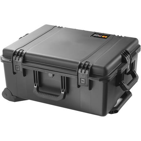 Pelican Storm iM Case Wheels Watertight Padlockable Case No Foam or Divider Interior  137 - 77