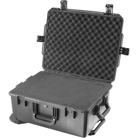 Pelican Storm iM Case Wheels Watertight Padlockable Case Multilayer Cubed Foam Interior  85 - 592