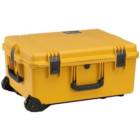 Pelican Storm iM Case Wheels Watertight Padlockable Case Padded Divider Interior  228 - 215