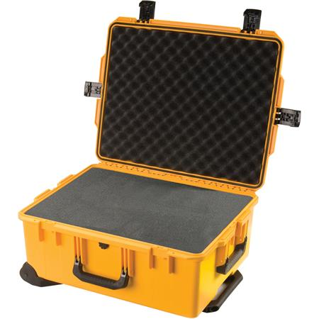 Pelican Storm iM Case Wheels Watertight Padlockable Case Multilayer Cubed Foam Interior  76 - 744