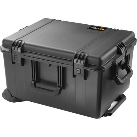 Pelican Storm iM Case Wheels Watertight Padlockable Case No Foam or Divider Interior  77 - 24