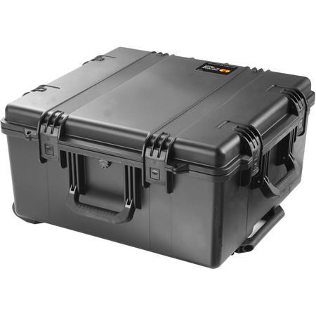 Pelican Storm iM Case Wheels Watertight Padlockable Case No Foam or Divider Interior  145 - 39