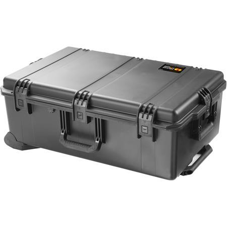 Pelican Storm iM Case Wheels Watertight Padlockable Case No Foam or Divider Interior  92 - 215