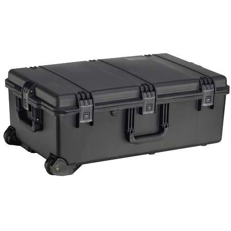 Pelican Storm iM Case Wheels Watertight Padlockable Case Padded Divider Interior  204 - 196
