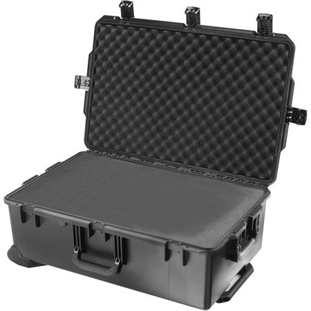 Pelican Storm iM Case Wheels Watertight Padlockable Case Multilayer Cubed Foam Interior  32 - 769