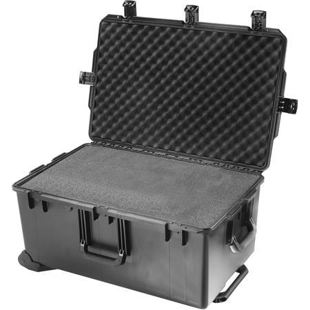 Pelican Storm iM Case Wheels Watertight Padlockable Case Multilayer Cubed Foam Interior  31 - 414