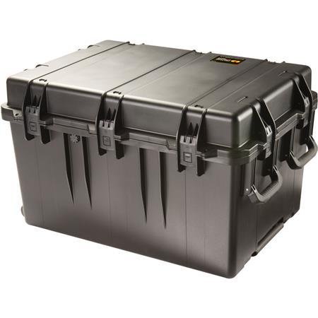Pelican Storm iM Case Wheels Watertight Padlockable Case No Foam or Divider Interior  99 - 54
