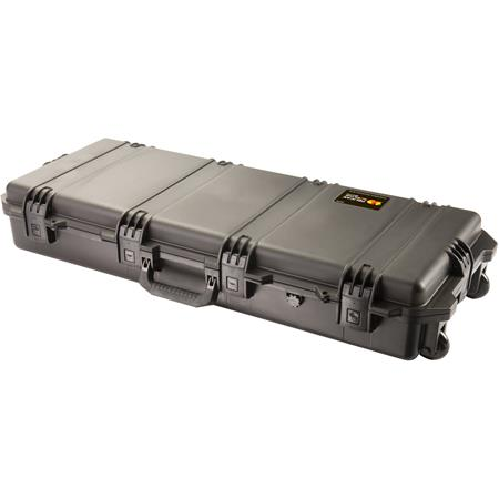 Pelican Storm iM Case Wheels Firearms up to Watertight Padlockable Case No Foam or Divider Interior  137 - 152