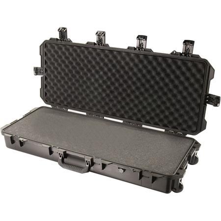 Pelican Storm iM Case Wheels Firearms up to Watertight Padlockable Case Multilayer Solid Foam Interi 357 - 79